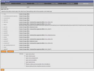 NetEye Configuration - Service - Apply Hosts