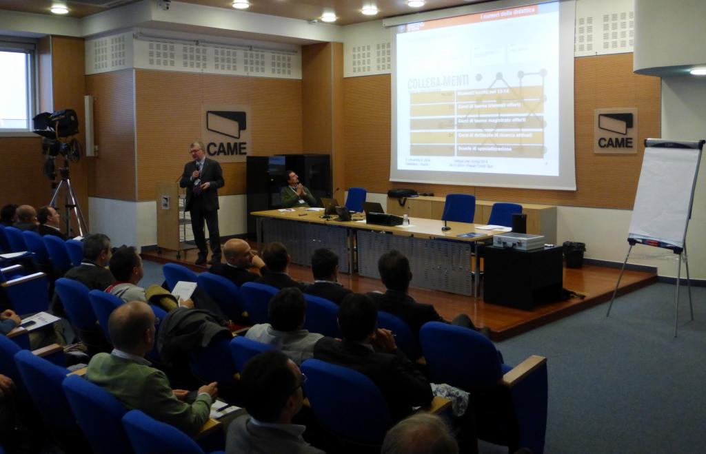 Presentazione Claudio Castellano - Università di Udine