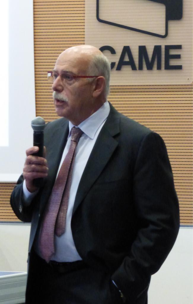 Presidente CAME - Paolo Menuzzo