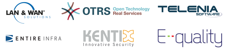 Open Source System Managment Conference 2015 - Sponsors