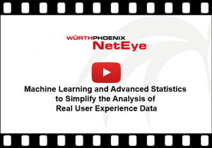 Machine Learning and Advanced Statistics to Simplify the Analysis of Real User Experience Data