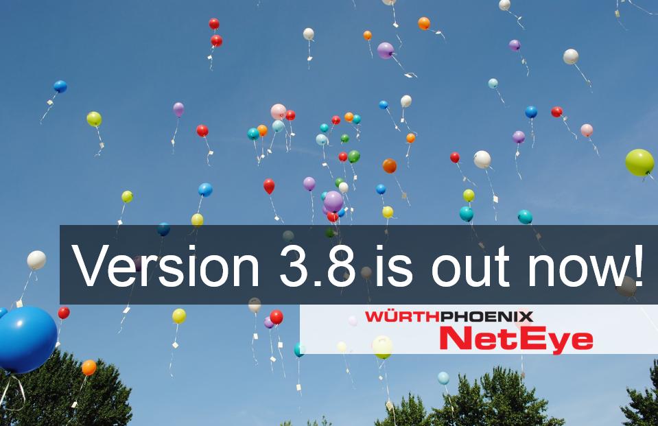 Release Notes NetEye 3.8