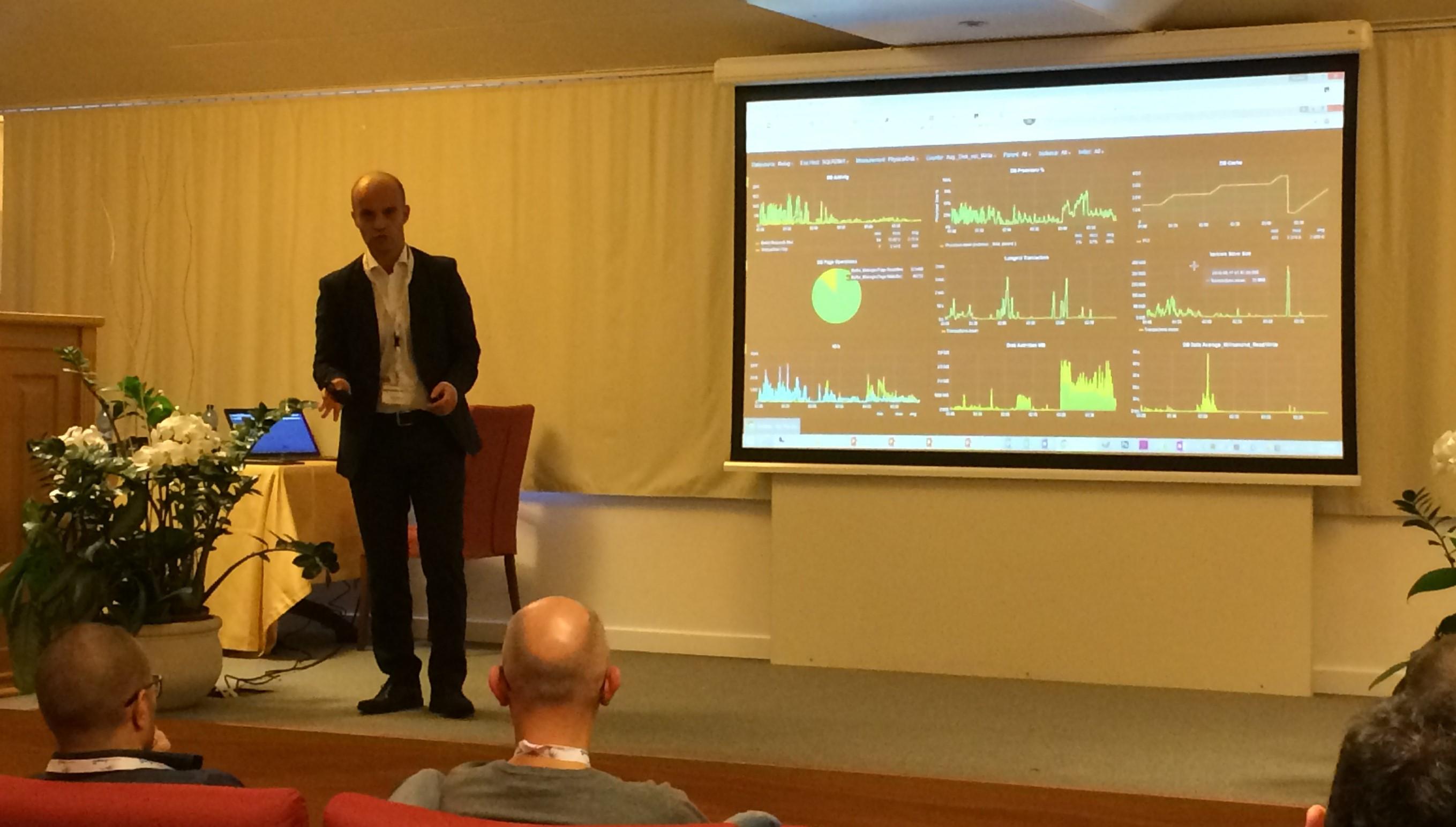Georg Kostner spiega i prossimi traguardi per la soluzione di Unified Monitoring