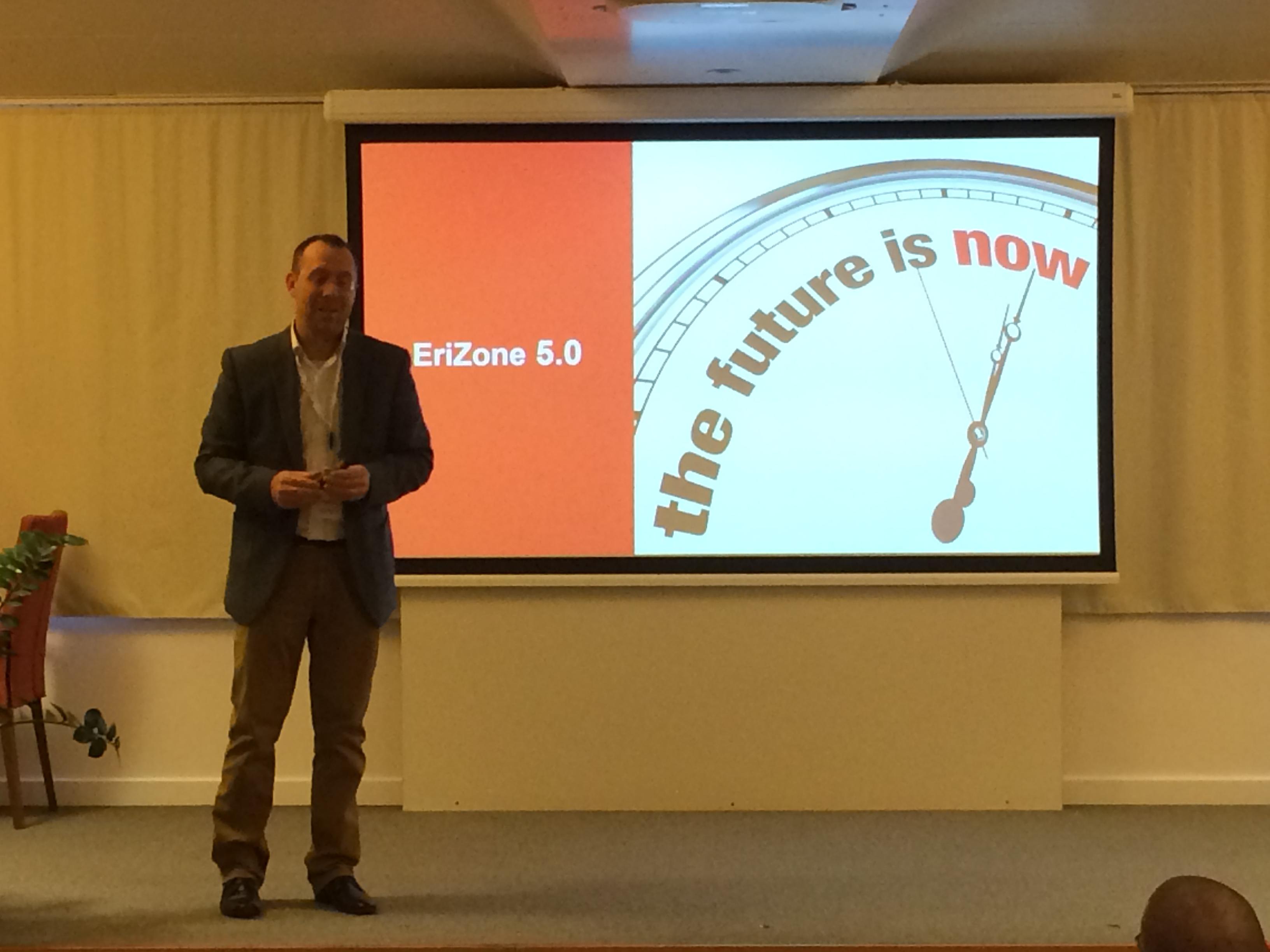 Nicola Degara annuncia la nuova major release di EriZone 5.0
