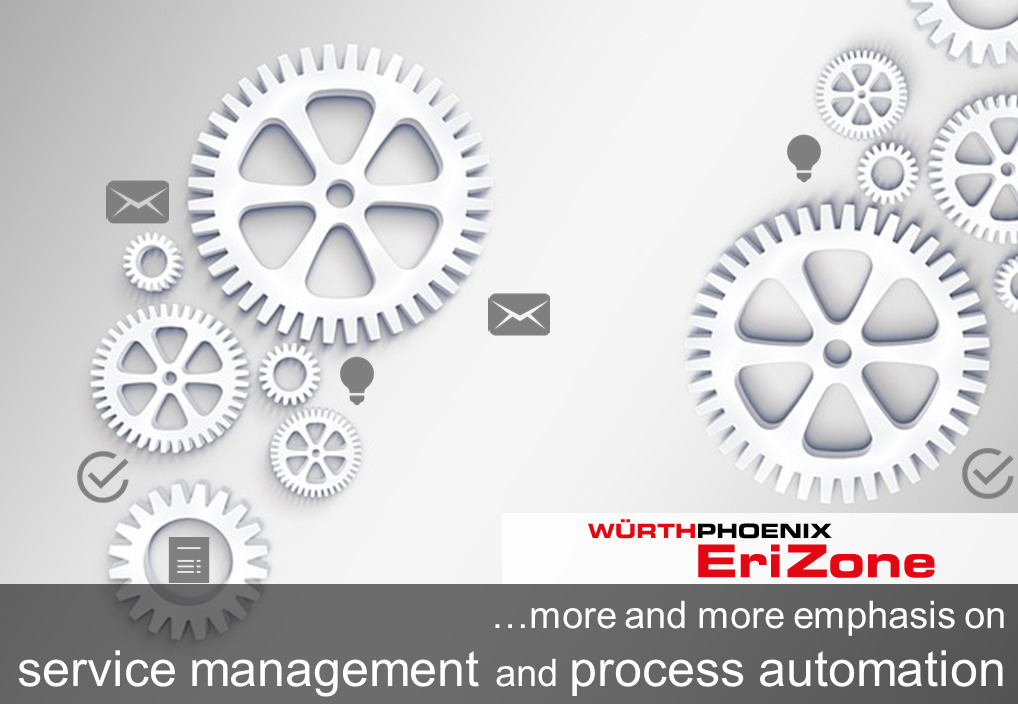 service management and process automation