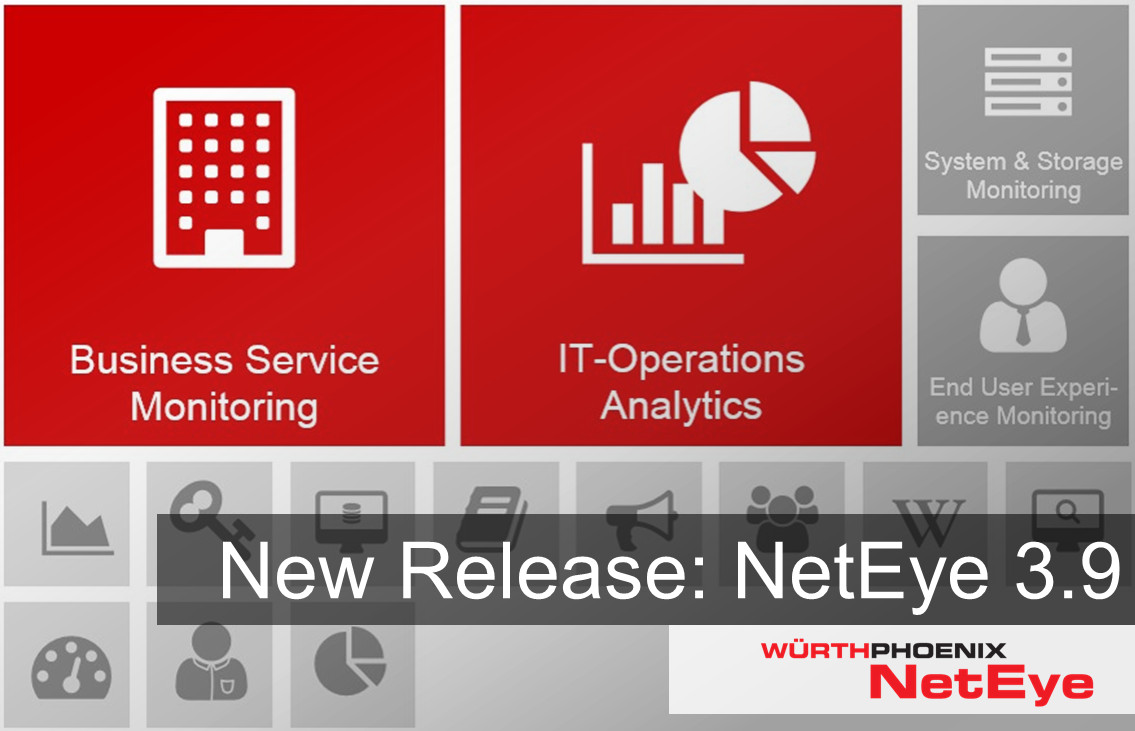 New Release Notes NetEye 3.9