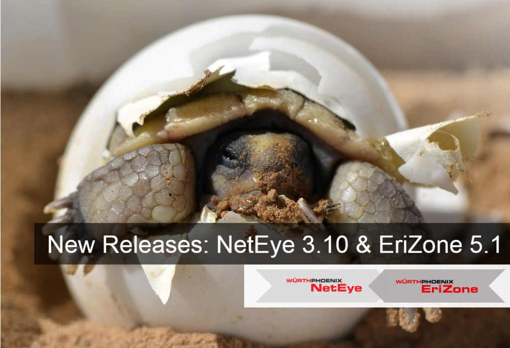 NetEye 3.10 EriZone 5.1