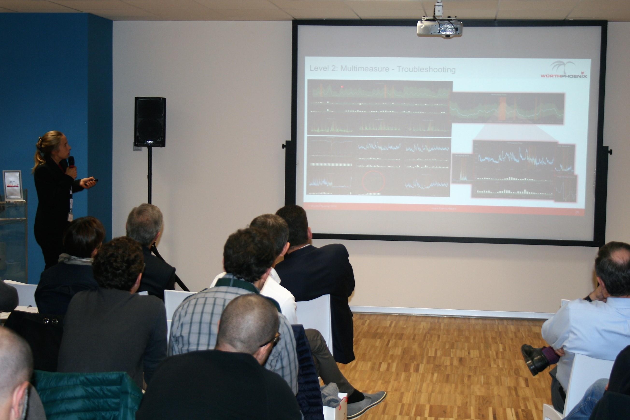 Susanne Greiner e il Performance Monitoring attraverso attività di troubleshooting multimeasure